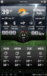 Weather+ HD - World Weather