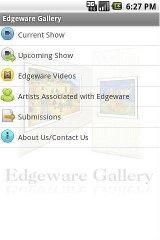 Edgeware Gallery war
