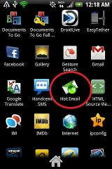 Hot Email (Hotmail) hotmail hacker download