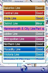 Tube Map ape tube