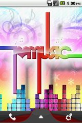 I love music Theme music theme wallpaper