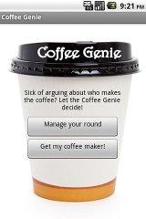 Coffee Genie