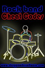 Rock Band Cheat Codes