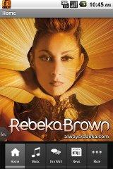 Rebeka Brown brown online