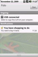 You`ve got shopping shopping