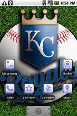Kansas City Royals kansas city mobile