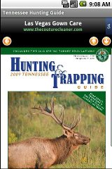 FREE Tennessee Hunting Guide