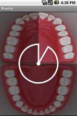 Brushy - Teeth brushing timer brushing dentist your