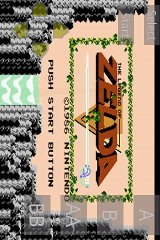 The legend of ZELDA zelda classic download
