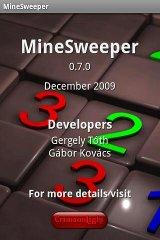 Minesweeper mobile java minesweeper