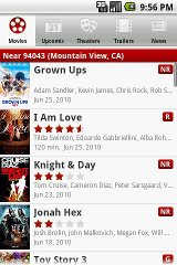 Moviefone Movies & Showtimes