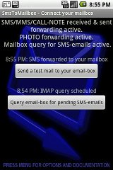 SMS To Mail-Box PRO