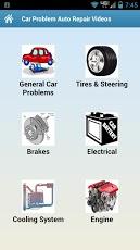 Car Problem Auto Repair Videos