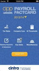 CIPP Payroll Factcard