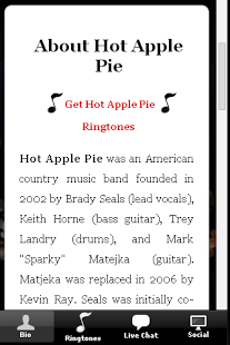 Hot Apple Pie Ringtones & More Android App Tunes & | Triadio