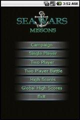 Sea Wars: Missions war