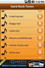 Ringtones: Hard Rock