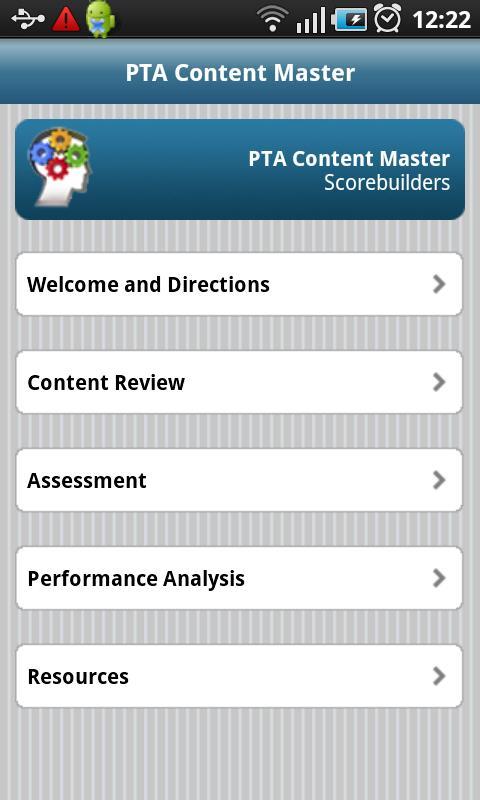 PTA Content Master cloud content download