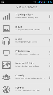 Youtube Nigeria (Movies & co)