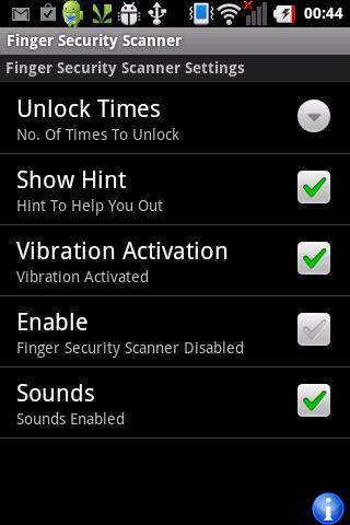 Finger Scanner Lock Screen Pro finger free lock