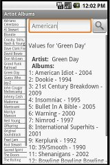 Chart Albums