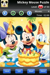 ? Mickey Mouse ~