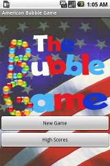 The American Bubble Game