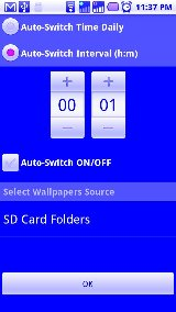 Wallpaper switcher