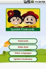 Spanish Flashcards 1.0.3
