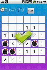MineSweeper mobile java minesweeper