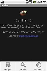 Cuisine (recipes in French)