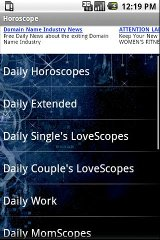 Horoscope Daily daily love horoscope