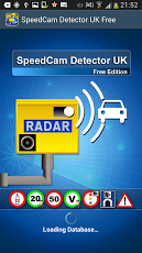 SpeedCam Detector UK - Free