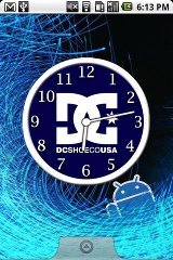 DC Shoes Clocks