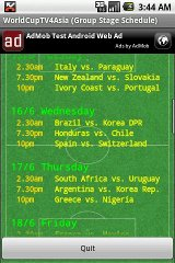 World Cup TV Asia