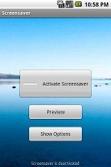Screensaver 3d screensaver