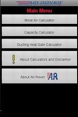 HVAC Utility App