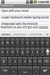 Speech Keyboard: Voice IME keyboard screenlock voice
