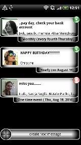 SMS Scheduler sms