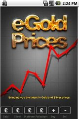 eGold Prices