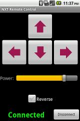 NXT Remote Control sanyo remote control