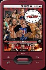 aHome WWE RAW Theme ahome