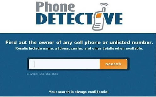 phone detective cell phone num