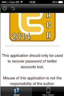 Twitter Hack Password