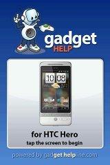 HTC Hero - Gadget Help htc