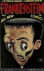 Frankenstein Comic Book #1