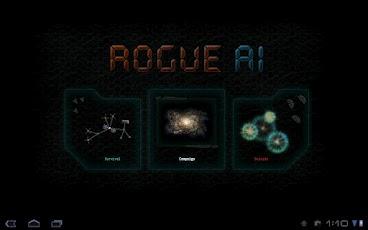 Rogue AI nissan rogue
