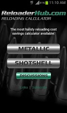 Reloading Calculator
