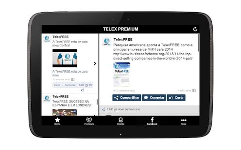 Telex Premium