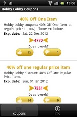 Hobby Lobby Coupons